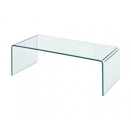 Clear Sand Coffee Table