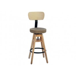 Queen Bar Stool
