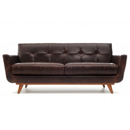 Nord Genuine Leather Sofa