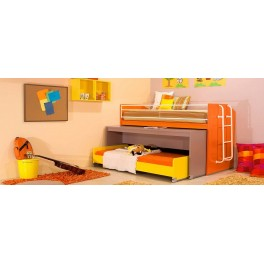 Four Angels Kids Room Kinetic Bunk Bed