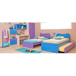 Four Angels παιδικό δωμάτιο Basic 2