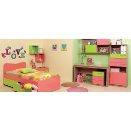 Four Angels Kids Room Basic & Geometry 3