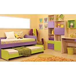 Four Angels Kids Room Basic & Geometry 4