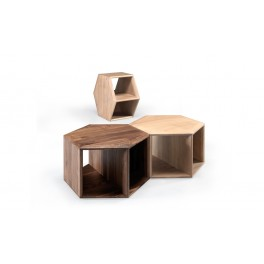 Hexa Coffee/Side Table
