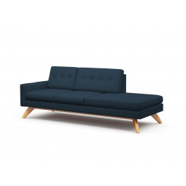 Vind One-Arm Sofa With Chaise