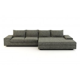 Park Wide Chaise Sectional Sofa