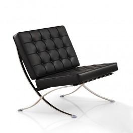 Barcelona Style Lounge Chair