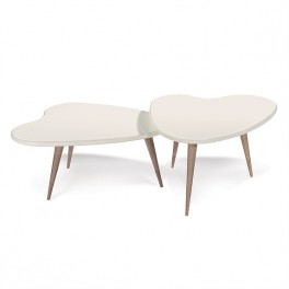 Flow Lacquer Coffee Table