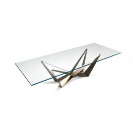 Skorpio Glass Table