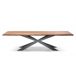 Spyder Wood Table