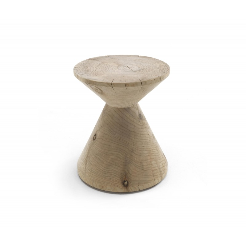 Naif Low Stool & Side Table