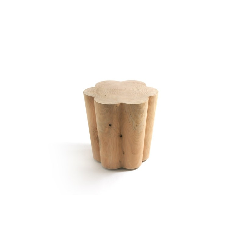 Rocco Low Stool & Side Table