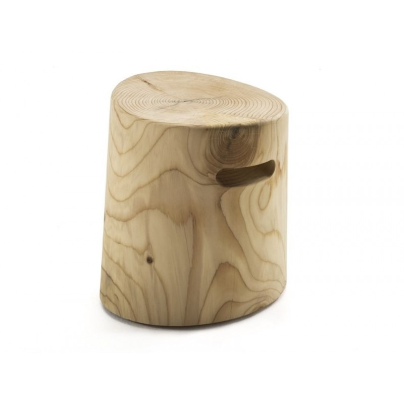 Elisse Low Stool & Side Table