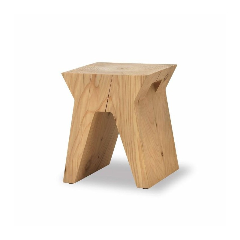 Sid Low Stool & Side Table